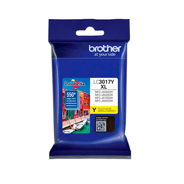 Tinta Brother LC-3017Y Yellow