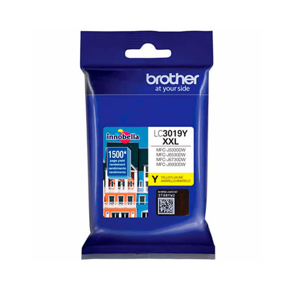 Tinta Brother LC-3019Y Yellow